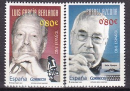 2011,  Spanien, 4617/18,  Spanisches Kino, Cine Español, MNH ** - 1931-Oggi: 2. Rep. - ... Juan Carlos I
