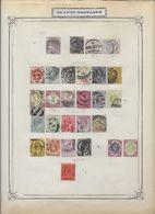 Grande Bretagne - Collection Vendue Page Par Page - Timbres Oblitérés / Neufs * - B/TB - Collections