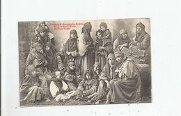 JERUSALEM 1070 GROUPE DES BEDOUINES. GROUP OF BEDOIN WOMEN. BEDUINEN GRUPPE - Israele