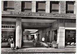 UDINE - GALLERIA DELLA CASSA DI RISPARMIO - 1960 - Vedi Retro - Udine