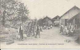 FOUGEROLLES Fabrique De Bonbonnes E.TIsserand - Autres Communes