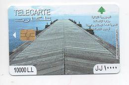 Bridge Phonecard 2014 Lebanon , Liban Telecarte  Libanon - Lebanon