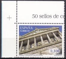 2011,  Spanien, 4650, Nationalbibliothek, Biblioteca Nacional, MNH ** - 1931-Oggi: 2. Rep. - ... Juan Carlos I