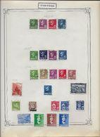 Norvège - Collection Vendue Page Par Page - Timbres Oblitérés / Neufs * - B/TB - Sammlungen