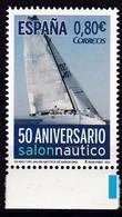 "2011,  Spanien, 4651, Bootsmesse ""Salón Náutico"", MNH ** - 1931-Oggi: 2. Rep. - ... Juan Carlos I"