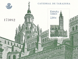 2011,  Spanien, 4652 Block 217, Kathedrale Von Tarazona, Catedral De Tarazona, MNH ** - 2011-... Unused Stamps