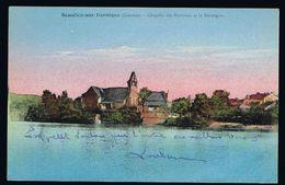 CP 19 - Corrèze - Beaulieu-Sur-Dordogne Chapelle Des Pénitents 1936 - Tulle