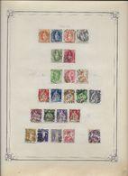 Suisse - Collection Vendue Page Par Page - Timbres Oblitérés / Neufs * - B/TB - Suisse