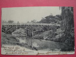 Umsindusi River And Bridge,  Pietermaritzburg.       South Africa. - Afrique Du Sud
