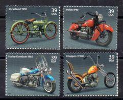 ETATS-UNIS - USA - MOTOS - MOTORCYCLES - Autocollants - 2006 - - Vereinigte Staaten