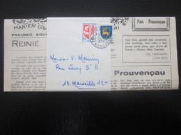 RESTANCO Journalet Adouba E Publica Dins Touloun Revue Toulon Provençal Culture Régionalisme Religion Provence Maritime - Provence - Alpes-du-Sud