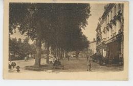 VILLEFRANCHE DE ROUERGUE - Promenade Guiraudet - Villefranche De Rouergue