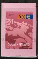 2002 Finland, 5,00 Lion MNH. - Finlande