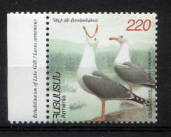 ARMENIE ARMENIA 2003, OISEAUX, GOELANDS, 1 Valeur, Neuf / Mint. R1580 - Arménie