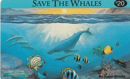 United States - Save The Whales 20$ - United States