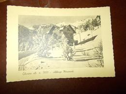 B684  Claviere Albergo Miramonti Viaggiata - Autres Villes