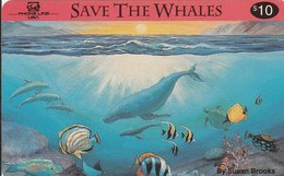 United States - Save The Whales 10$ - United States