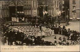 44 - NANTES - La Fête Dieu - Procession - Nantes