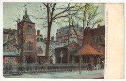 The Little Church Around The Corner, New York - 1910 - Églises