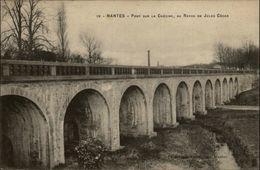 44 - NANTES - Pont Sur La Chézine - Nantes