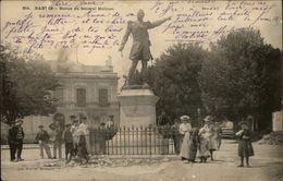 44 - NANTES - Statue Général Mellinet - Nantes