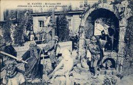 44 - NANTES - Mi-Carême 1923 - Alchimiste - Pierre Philosophale - Nantes