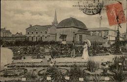44 - NANTES - Jardin Des Plantes - Serres - Nantes