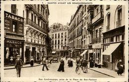 44 - NANTES - Nantes Avant Les Bombardements - Rue Contrescarpe - Nantes