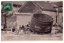 0845 - Dizy Près De Ay ( Marne ) - Emeutes D'Avril 1911 ( Pillages ) - La Champagne De La Marne - N°10 6 - Ay En Champagne