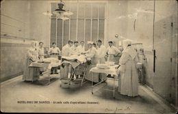 44 - NANTES - Hôtel Dieu - Salle D'opération - Nantes