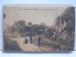 BELGIQUE - FONTAINE LEVEQUE - LES ANCIENNES CARRIERES - ANIMEE - Fontaine-l'Evêque