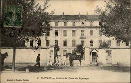 44 - NANTES - Caserne Du Train Des Equipages - Nantes