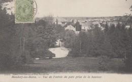 Luxembourg - Mondorf  Les Bains - Vue De L'entrée Du Parc - 1905 - Mondorf-les-Bains