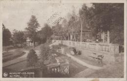 Luxembourg - Mondorf  Les Bains - Le Parc - 1937 - Mondorf-les-Bains