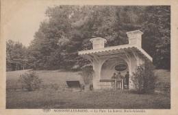 Luxembourg - Mondorf  Les Bains - Le Parc Et Pavillon Source Marie-Adélaïde - Mondorf-les-Bains