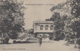Luxembourg - Mondorf  Les Bains - Le Casino - Editions Schneitz Frères - Mondorf-les-Bains