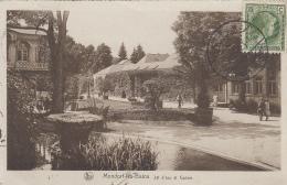 Luxembourg - Mondorf  Les Bains - Le Jet D'eau Et Le Casino - 1932 - Mondorf-les-Bains