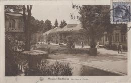 Luxembourg - Mondorf  Les Bains - Le Jet D'eau Et Le Casino - 1930 - Mondorf-les-Bains