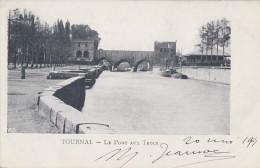 Belgique - Tournai - Pont Aux Trous - Précurseur 1905 - Tournai