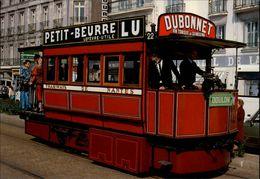 44 - NANTES - Nostalgie Du Passé - Tramway - - Nantes