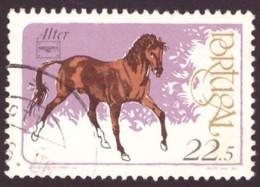 Portugal 1986 - Portuguese Breed Horses - Oblitérés