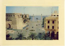 Tripoli Castle Square - Libye
