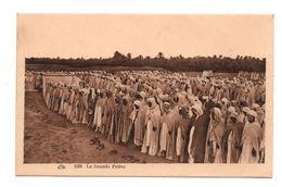 ALGÉRIE . LA GRANDE PRIÈRE - Réf. N°9262 - - Scènes & Types