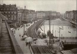 44 - NANTES - Comblements De La Loire - Reproduction Clichés Anciens - Série De 10 Cartes - Nantes