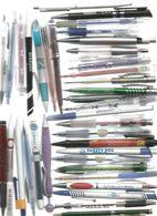 Stylo Publicitaire , LOT DE 38 STYLOS PUBLICITAIRES ,  Frais Fr 8.85 E - Stylos