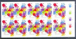 E11- Australia Love To Celebrate. Self Adhesive Stamps. - Australia
