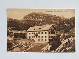 Kärlingerhaus, Funtenseehaus; Nicht Gelaufen (ca. 1920) //H10 - Berchtesgaden