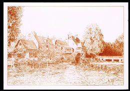 CP 27 Eure - Le Moulin De Fourges Par Michel Toyer - Fourges