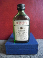 MIGNONNETTE Alcool Blanc GIN ANGLAIS Sir Robert BURNETT'S 4,5cl 43% @ LONDON Angleterre Special DRY Extra Sec Since 1770 - Miniatures