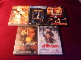 PROMO  DVD ° REF  07 ° LE LOT DE 5 DVD  POUR 20 EUROS °°° - Action, Adventure